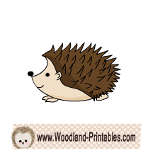 Free Hedgehog ClipArt