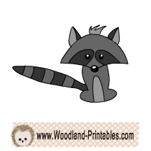 Free Woodland Animals Clipart